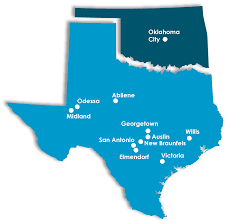 San Antonio Texas Map Where To Buy A Manufactured Home In Texas Titan Factory Direct
