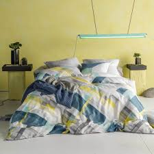 lunra quilt cover u0026 pillowcase set by kas room queen bed