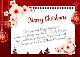 message for loved ones merry and happy new