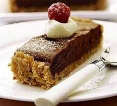 no cook chocolate tart recipe bbc good food