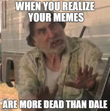 Meme Walking - walking dead memes imgflip