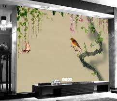 Cheap Wall Murals by Online Get Cheap Flowers 3d Wall Murals Wallpaper Aliexpress Com