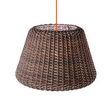 brown pendant light panzeri ralph pendant light lighting for the garden