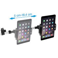 support tablette voiture entre 2 sieges hrmountpro macally