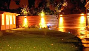 outdoor fence lighting ideas outdoor fence lighting ideas beay co