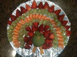 thanksgiving fruit tray via joyce novak kennedy denizard