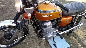 honda cb750 1972 honda cb750 youtube