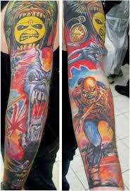 Gambar Tato Kartun Di Lengan | e tattoo tato lengan