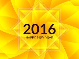 happy new year invitation 2016 happy new year invitation background vector illustration free