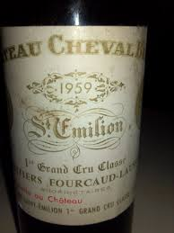 learn about chateau cheval blanc 1959 château cheval blanc bordeaux libournais st