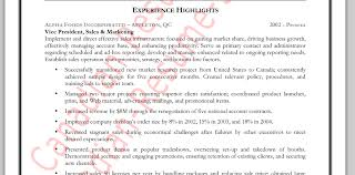 Major Achievements In Resume Resumes Need To Include A Quantitative List Of Achievements