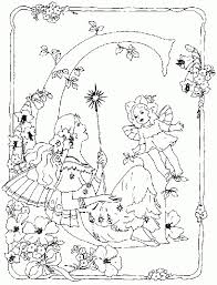sweet ideas rainbow magic fairies coloring pages 4 rainbow magic