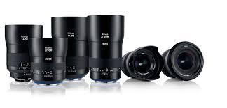 zeiss milvus u2013 manual focus slr lenses for ze and zf 2 mounts