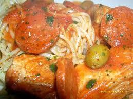 cuisiner le sauté de porc recette de sauté de porc au chorizo et aux olives