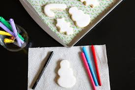 Decorating M Is For Mama by Easy Cookie Decorating With Kids The Pioneer Woman