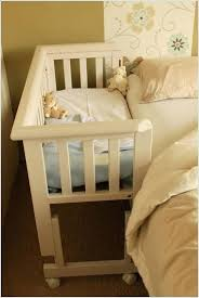 Crib That Attaches To Bed Co Sleeper Crib Co Sleeper Bassinet For Co Sleeper For