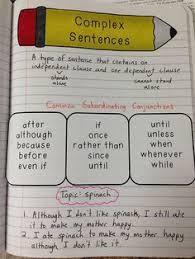 sentence structure review 40 task cards plus quiz