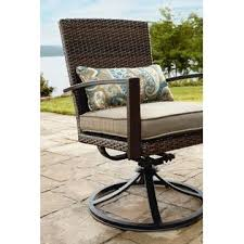 Grand Resort Patio Furniture Grand Resort River Oak 5 Piece Dining Set Limited Availability