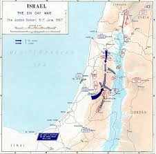 Map Of Syria And Israel by Department Of History Arab Israel