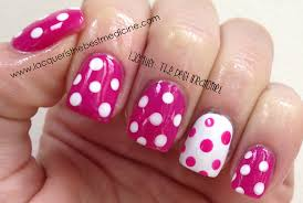 lacquer the best medicine more polka dots pretty in pink