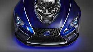 black panther 2018 4k wallpapers 2018 lexus lc black panther special edition 2 wallpaper hd car
