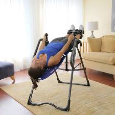 inversion table for herniated disc in neck does inversion table for back and neck pain helps