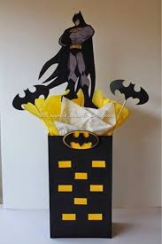 batman centerpieces scrappin memories batman centerpiece