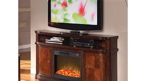 electric fireplace mantels big lots youtube