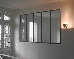 cuisine avec verriere interieur defi métallerie verrieres d intérieur et portes