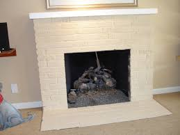beautiful painted tile around fireplace black fireplace surround