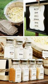 popcorn sayings for wedding best 25 popcorn bar party ideas on popcorn bar