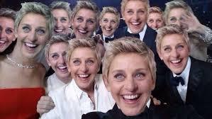 Ellen Degeneres Meme - selfie full of ellens ellen degeneres oscar selfie know your meme