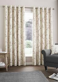 hemsworth raspberry eyelet curtains com
