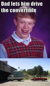 Brian Memes - best of the bad luck brian meme smosh
