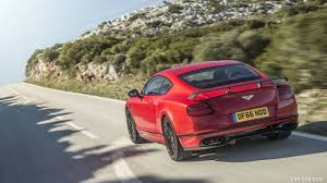 bentley sports car rear 2018 bentley continental gt supersports coupe color st james