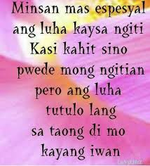 wedding quotes tagalog tagalog quotes homean quotes