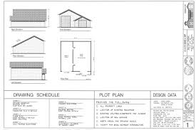 foundation roof plans detailed modifiable complete sets single 08 single 01
