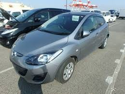 mazda demio mazda demio 2013 hatchback 1 3l petrol automatic cyprus bazar