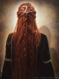 celtic wedding hairstyles wonderful celtic braids images and video tutorials anas messy