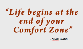 Leaving Your Comfort Zone Big Announcement What Scary Thing Am I Doing Next U2014 Weight Off