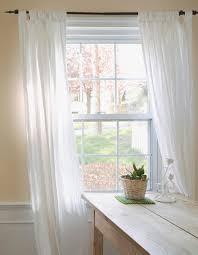Curtain Rods For Inside Window Frame Interior Designer Window Tricks How To Make Windows Look Bigger