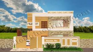 10 Marla Home Front Design by 10 Marla House Design In India Youtube