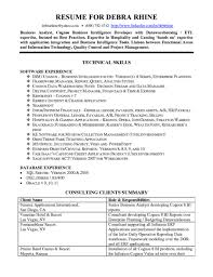 Sharepoint Project Manager Resume Sharepoint Analyst Cover Letter