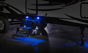 Solar Rv Awning Lights Sporttrek St320vik Travel Trailer Venture Rv