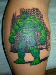 great comic book tattoos comic booked