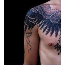 boys with angel wings tattoo tattoo from itattooz