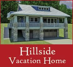 hillside cabin plans home plans the cottage floor plans home designs commercial