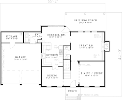 center colonial floor plans modest decoration traditional colonial house plans center