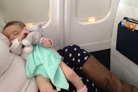 traveling with infant images Tips for traveling in first or business class with an infant jpeg