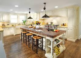 butcherblock kitchen island butcher block desk kitchen traditional with beige cabinets beige